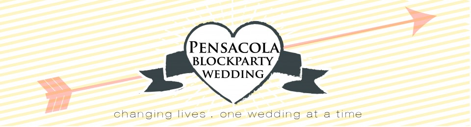 Pensacola Blockparty Wedding